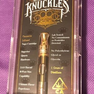 Brass Knuckle Cart Indica